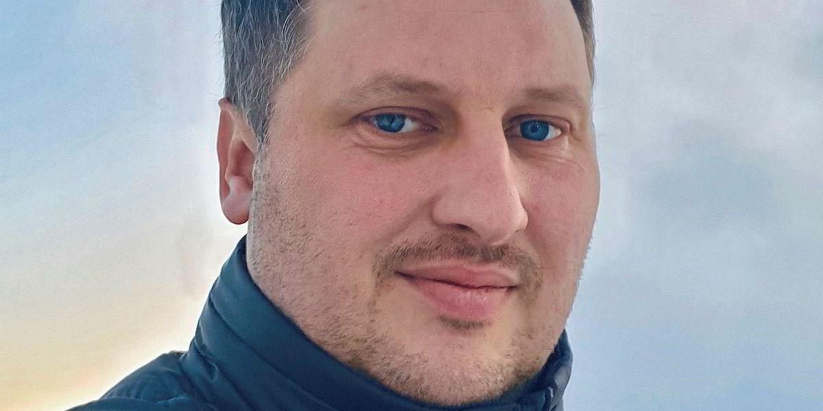 Norcod CEO Rune Erkisen