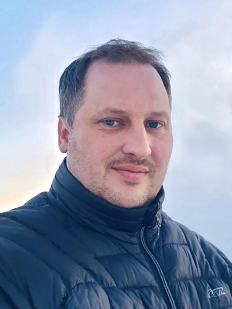 Norcod CEO Rune Eriksen