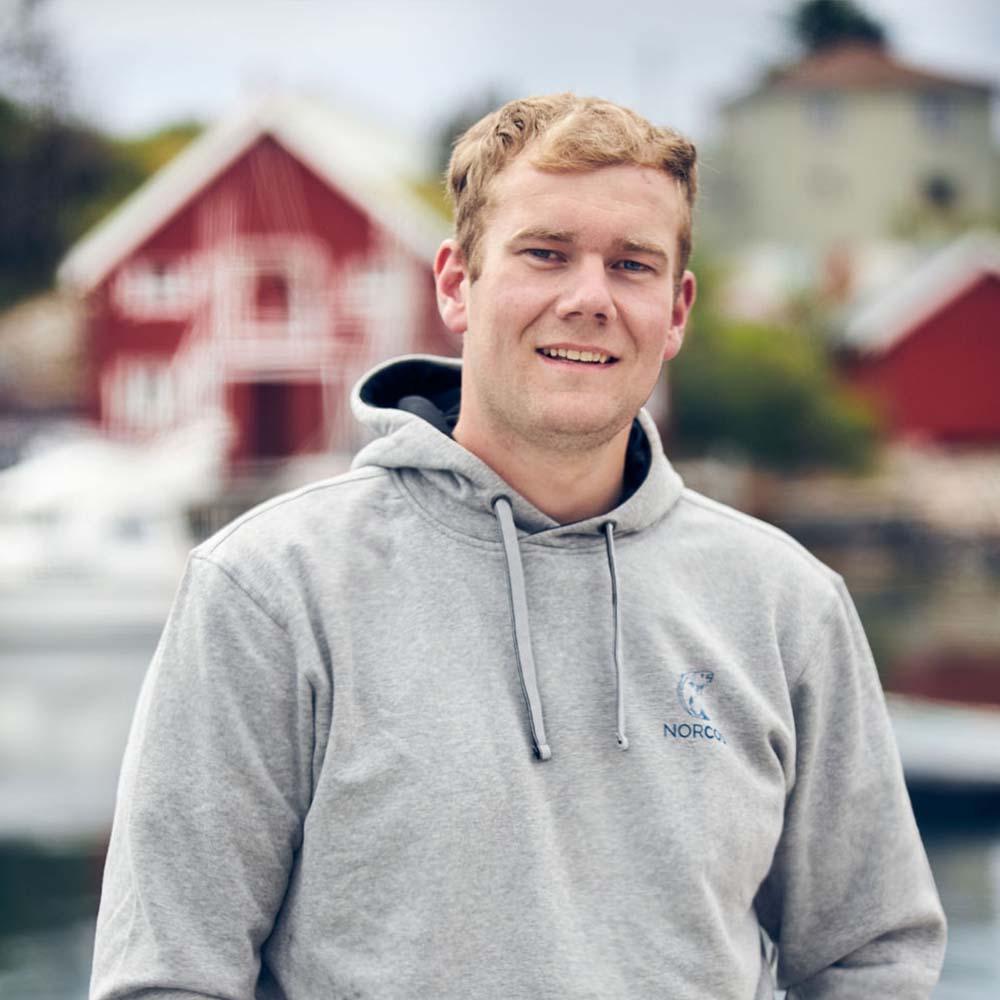 Mathias Vatn Rakbjørg, Norcod