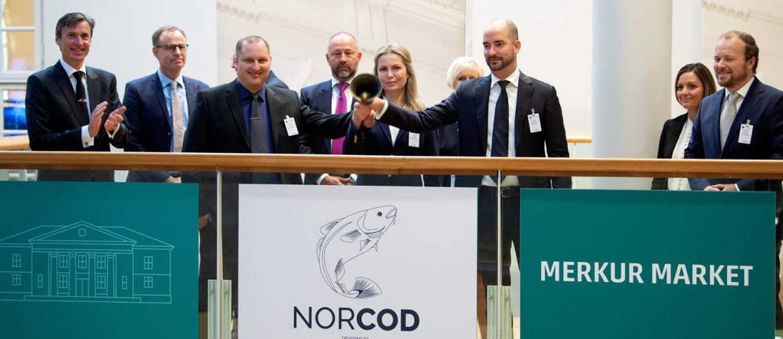 Norcod Merkur Market belling ringing